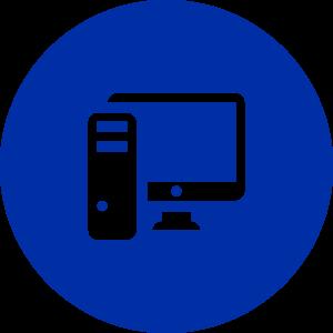 Sistema de colas basado en hardware estándar