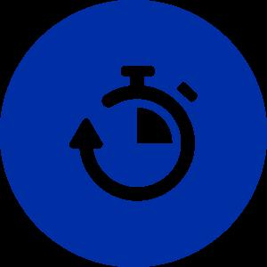 Reducción del tiempo de espera en cola